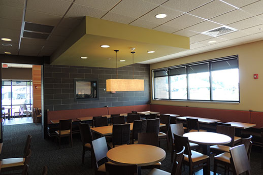 Panera Bread - Interior